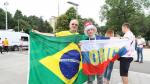 Mondial 2018: ambiance au Stade Loujniki avant la finale