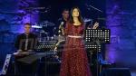 Abou et Yasmine Ali sur la scène du festival International de Carthage