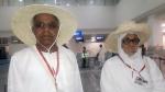 Le premier vol de pèlerins décolle de l'aéroport de Tozeur-Nefta