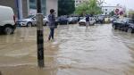 Bizerte : des rues inondées et trafic routier paralysé