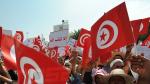 وقفة في ساحة باردو احتجاجا على تقرير لجنة الحريات