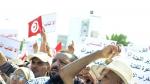 Une marche protestataire au Bardo contre le rapport de la COLIBE