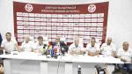Conférence de presse de Faouzi Benzarti