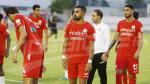 Match amical entre les deux équipes olympiques tunisienne et Marocaine