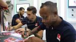 Tunisie Telecom offre des maillots dédicacés par les joueurs de l'EN de volley