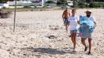 Nabeul: des jeunes procèdent au nettoyage du littoral