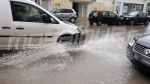 Pluies à Tunis