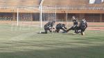 La première et seule séance d'entraînement de l'EN au Niger