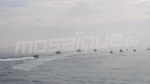 Une première dans son histoire: Un défilé inédit de la marine Nationale à l'occasion de son 60è anniversaire