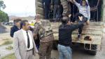 Le Kef : L'armée intervient pour faciliter le passage aux élèves