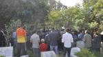 Funérailles du père de Slim Riahi