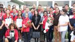 مجدولين الشارني في إستقبال البعثة التونسية المشاركة في ''بيونس آيرس''