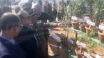 Le ministre des Affaires sociales célèbre la fête de l'arbre à Tataouine