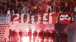 Supercoupe de Volleyball : Espérance S.Tunis (3/1) Club Sportif Sfaxien