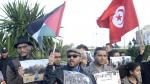 وقفة احتجاجية أمام وزارة السياحة
