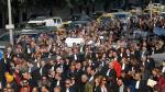 المحامون وأصحاب المهن الحرة يقتحمون ساحة القصبة
