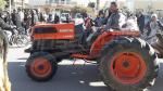 Gafsa: les agriculteurs protestent devant le siège du gouvernorat