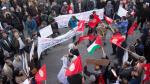 Grève générale à Médenine