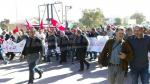 الإضراب العام بمدنين