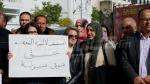 Marche protestataire des agents et cadres de l'INS