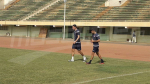 ESS: Dernière séance d'entraînement à Ouagadougou