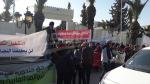 أهالي جندوبة يحتجون للمطالبة بالتنمية