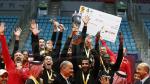 CACC Volley : l'EST échoue en finale face à Al Rayan