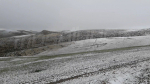 مرتفعات سليانة تكسوها الثلوج