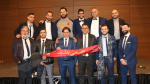 Les supporters de l'EST fêtent le centenaire du club à Paris