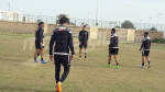 كأس الكونفدرالية الإفريقية -  حصة تدريبية للنادي الرياضي الصفاقسي