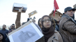الأمن يمنع احتجاج 'كرذونتك والقصبة'