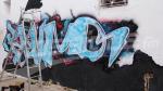 Des tableaux portant des messages d'amour  habillent les murs de Tataouine