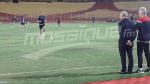 Séance d'entraînement de l'ESS au stade d'Al Merrikh