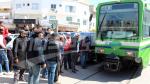 Tunis: le trafic routier paralysé en raison des protestations des propriétaires de taxis individuels