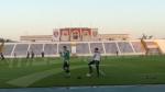Les coulisses de la séance d'entraînement de l'ESS à Al Aïn