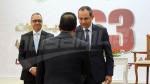 توسيم أمنيين في موكب الإحتفال بالذكرى 63 لعيد قوّات الأمن الدّاخلي