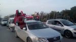 أجواء إحتفالية في سوسة بعد تتويج النجم الساحلي