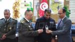 تطاوين :توسيم امنيين في الذكرى 63 لعيد قوات الأمن الداخلي 