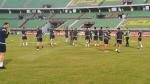 CAFCC: dernière séance d'entraînement de l'ESS avant le match contre Al Hilal