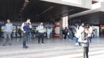اضراب القطارات: مواطنون غاضبون واحتقان في المحطات