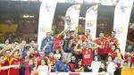 VOLLEYBALL : L'EST SOULÈVE LE TROPHÉE DU CHAMPIONNAT