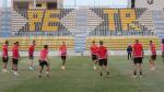 CAFCC: Séance d'entraînement de l'ESS au Caire