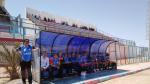 L'ambiance de la rencontre Union Tataouine Vs Stade tunisien