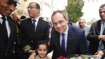 وزير الداخلية هشام الفراتي يشرف على أحياء الذكرى 61 لمعركة رمادة