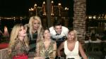 Stars et célébrités à l'ouverture d'une chaîne de restaurants tunisiens à Dubaï