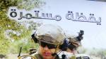 Foire à l'occasion du 63 ème anniversaire de l'armée nationale