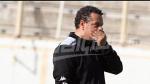 آخر حصة تدريبية للمنتخب قبل الذهاب إلى مصر
