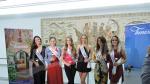 المتنافسات على لقب ملكة جمال فرنسا في جربة
