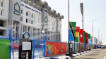 L'ambiance à Suez 24 heures avant Tunisie - Angola