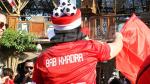 أجواء ما قبل مباراة تونس وأنغولا بالسويس